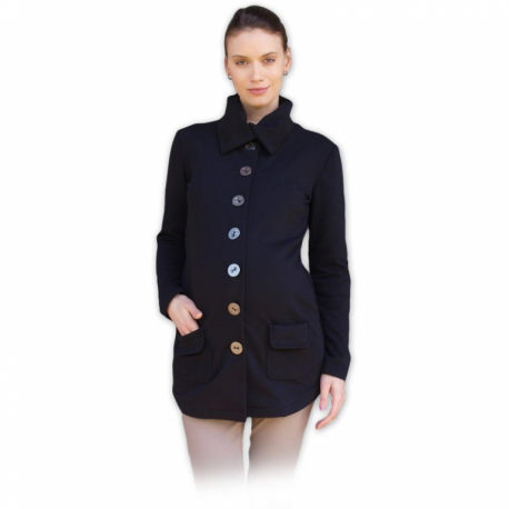 1659769d31d Těhotenský kabátek KAROLÍNA
