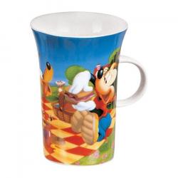 Porcelánový hrneček Mickey Mouse