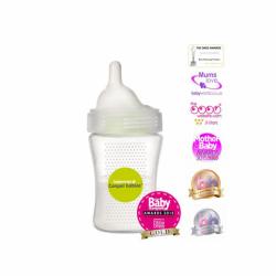 Antikoliková kojenecká láhev Haberman 0-6m, 260ml
