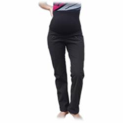 Sportovní těhotenské softshellové kalhoty SILVIE
