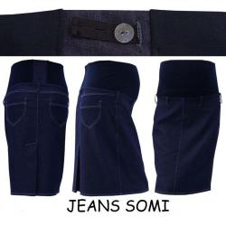 Jeansová sukně SOMI