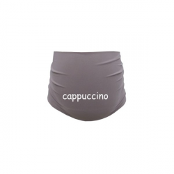 Těhotenský pás - Cappuccino