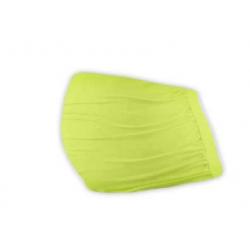 Bavlněný těhotenský pás Jožánek - Světle zelená