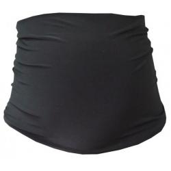 Těhotenský pás Bavlna - Černý