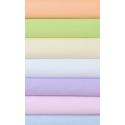 Napínací prostěradlo Jersey 140x70cm – Žlutá