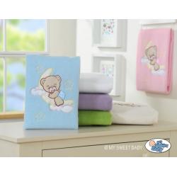 """Dětská deka My Sweet Baby kolekce """"DOBROU NOC"""", 70x100cm"""