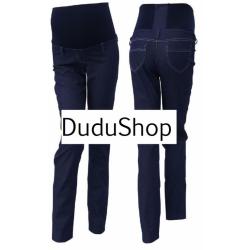 Těhotenské jeans - rovné (trubky) ZAN