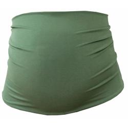 Těhotenský pás - zelená