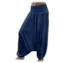 Turecké těhotenské kalhoty JOŽÁNEK - Jeans