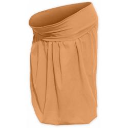 Balonová sukně SABINA - Světle oranžová