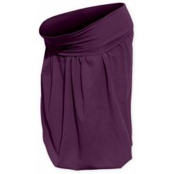 Balonová sukně SABINA - Švestka